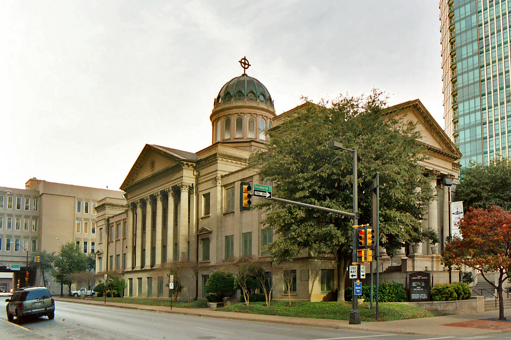 First Christian Church, Fort Worth