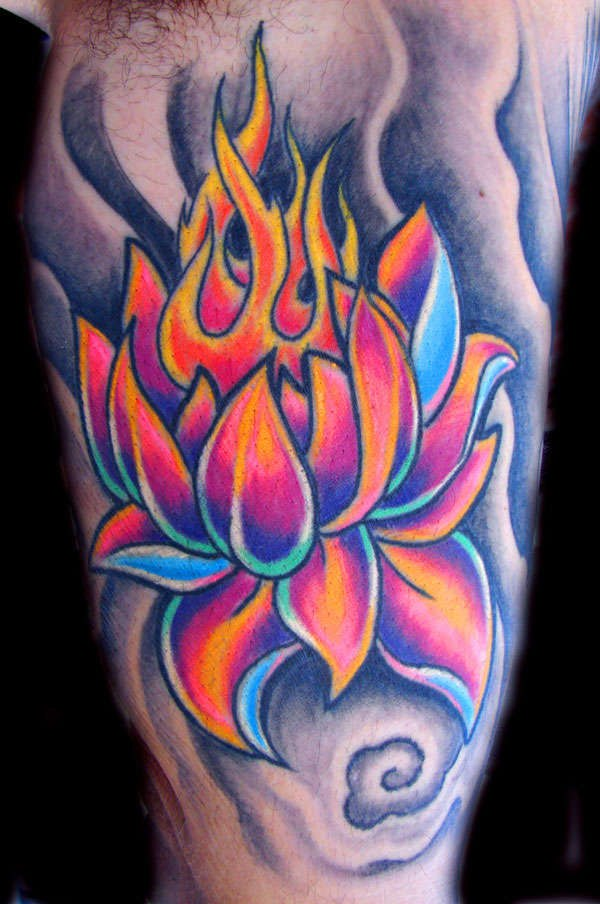 Tattoo Lotus Flower