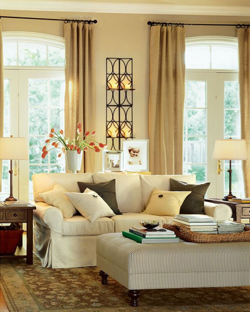 antique-living-room-decorating-with-vintage-modern-sofa-design
