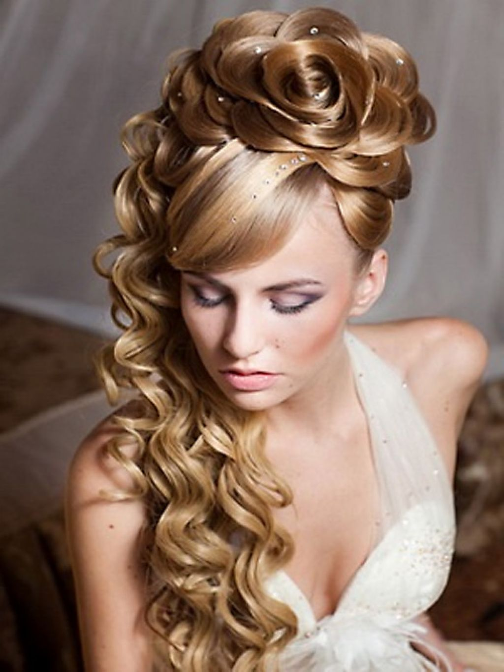 Hairstyles For Long Hair Cute : 25 Prom Hairstyles For Long Hair Braid