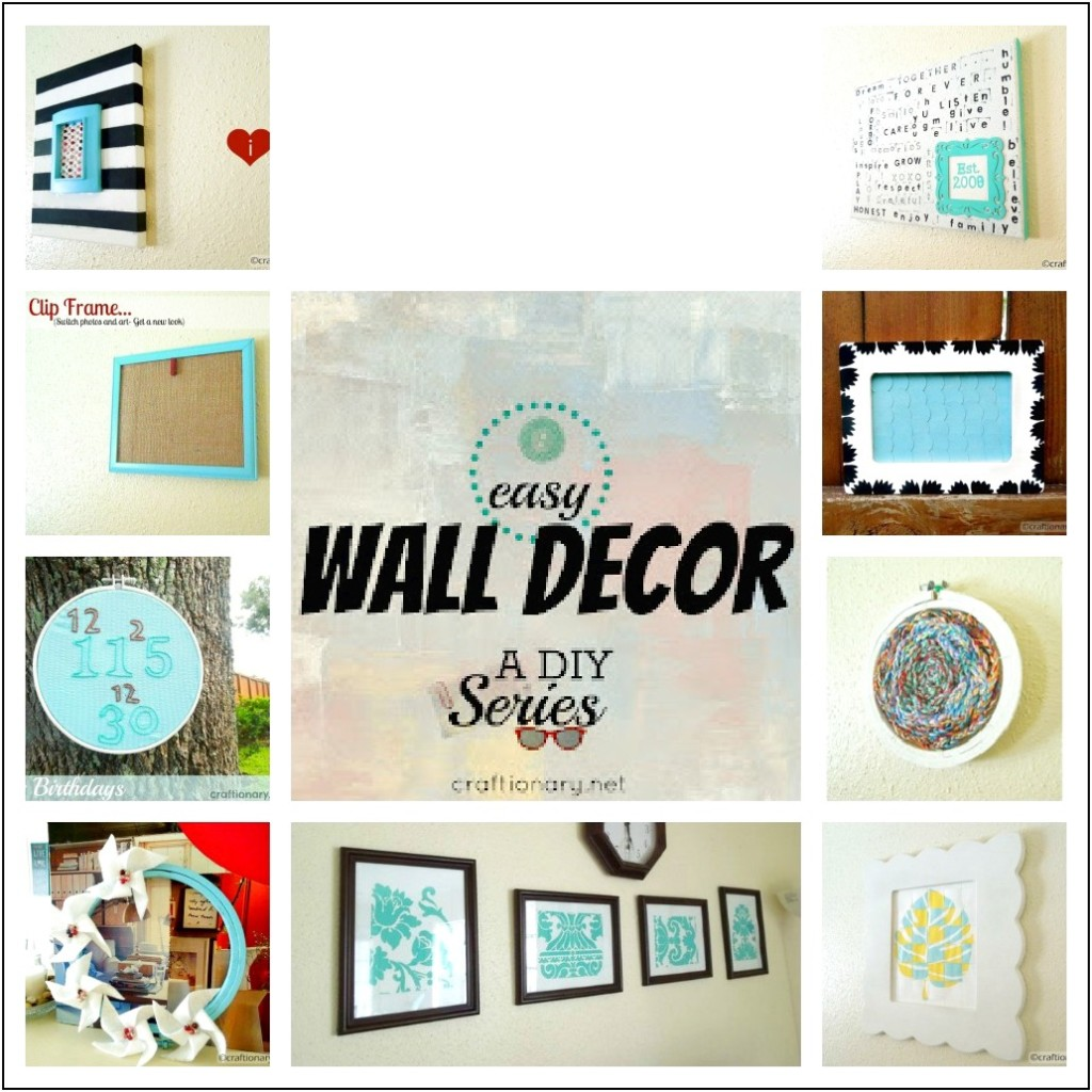 25 easy diy home decor ideas Easy home design ideas