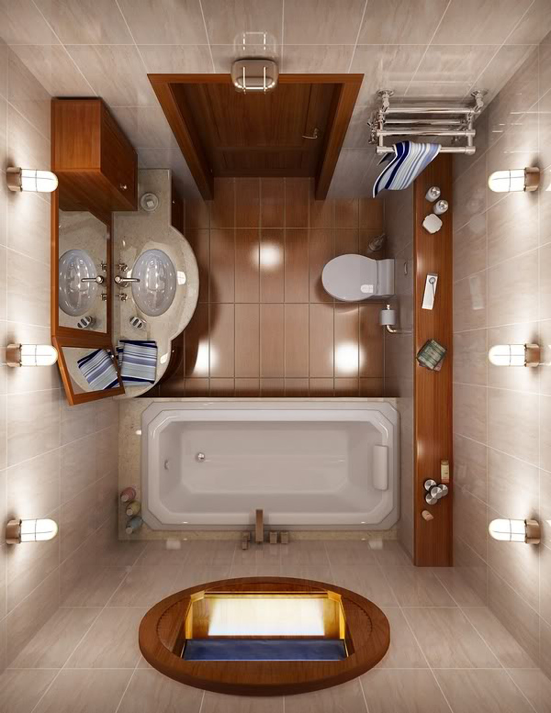 images-of-small-bathroom-designs