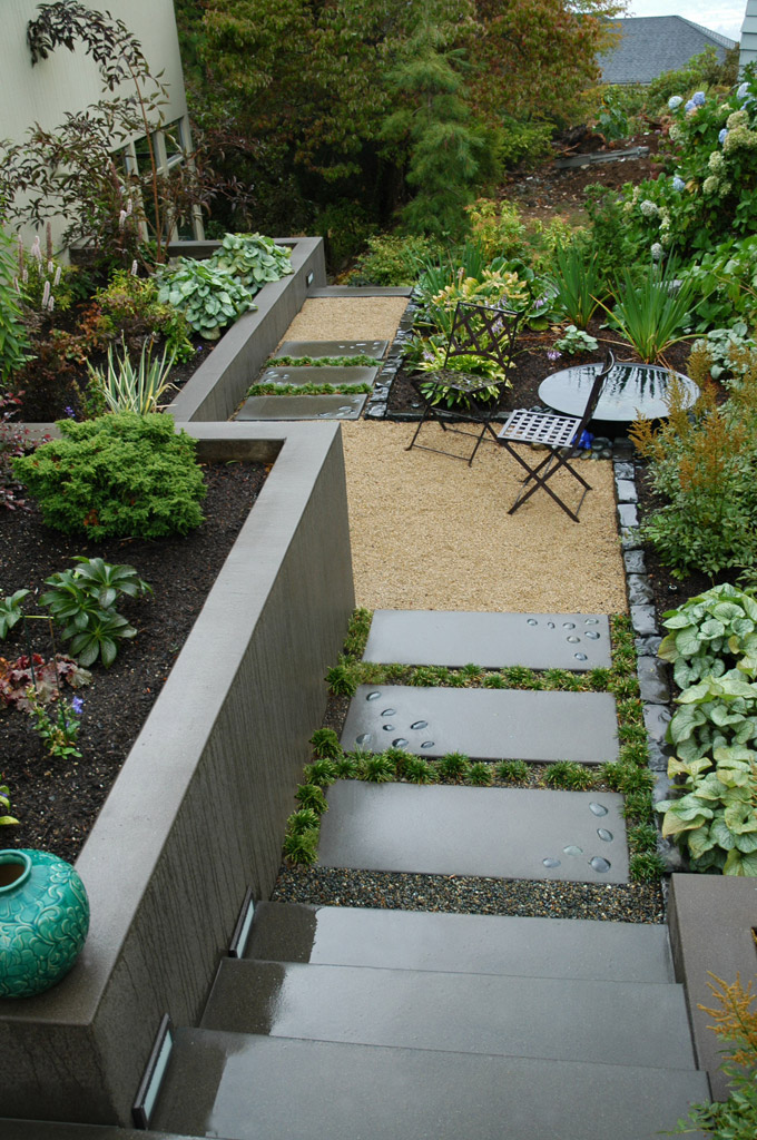 25 Landscape Design For Small Spaces on Tiny Yard Landscaping id=94336