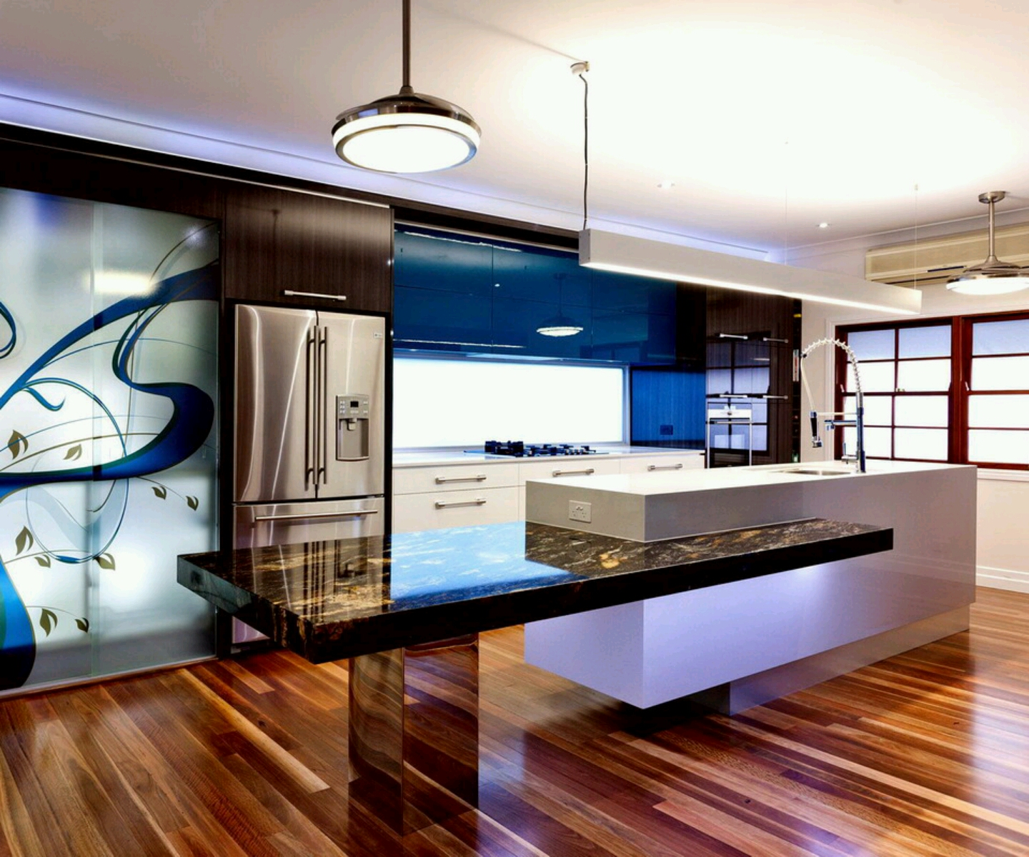 New Home Designs Latest Modern Interior Decoration: 25 Kitchen Design Inspiration Ideas