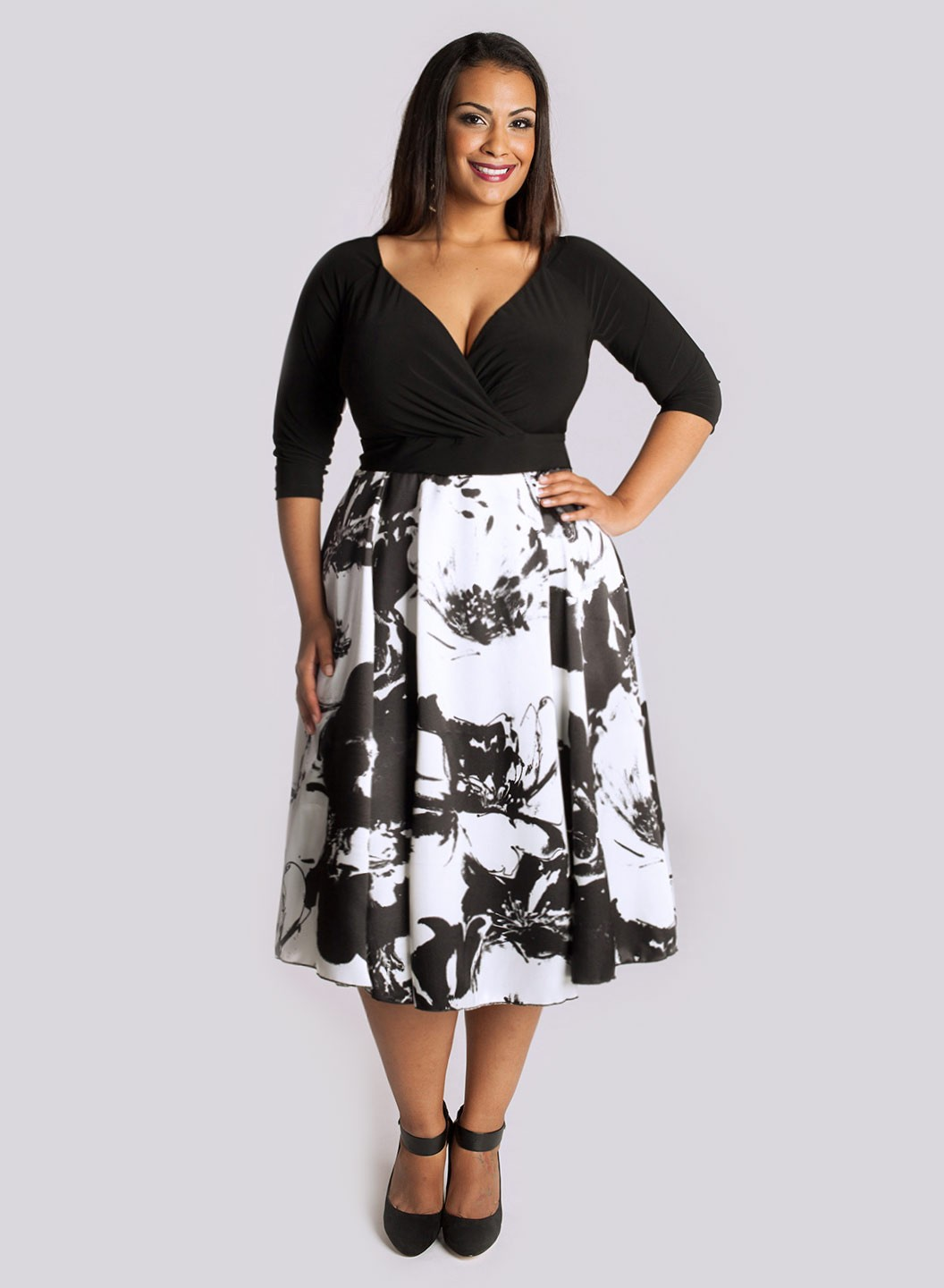 Plus Size Designer Women's Clothing Inexpensive Plus Size Designer