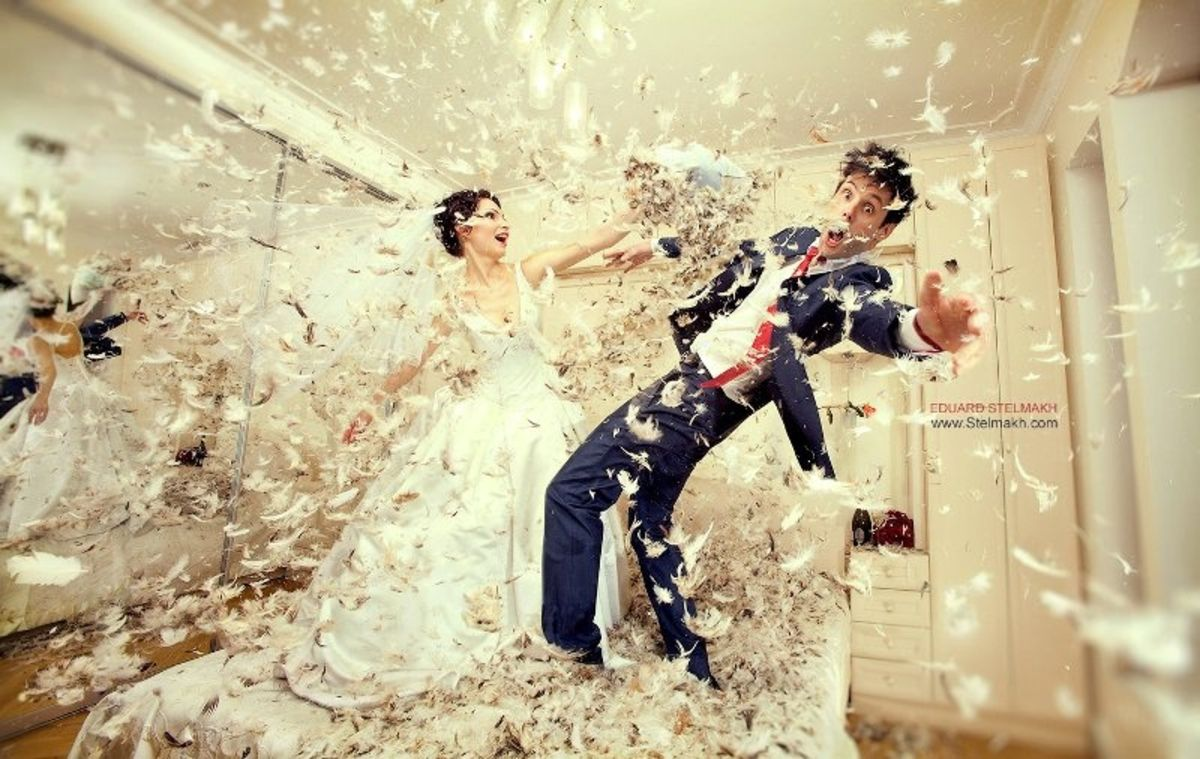 Creative Wedding Photography Ideas: 25 Unique Wedding Photography Ideas