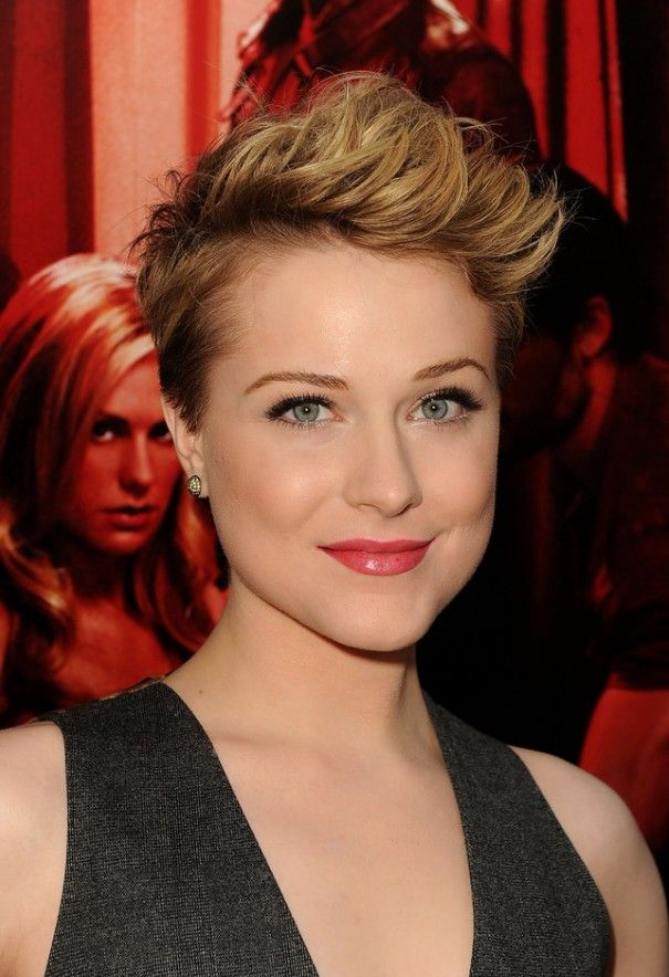 Evan-Rachel-Wood-Pixie-Cut-for-Short-Hair
