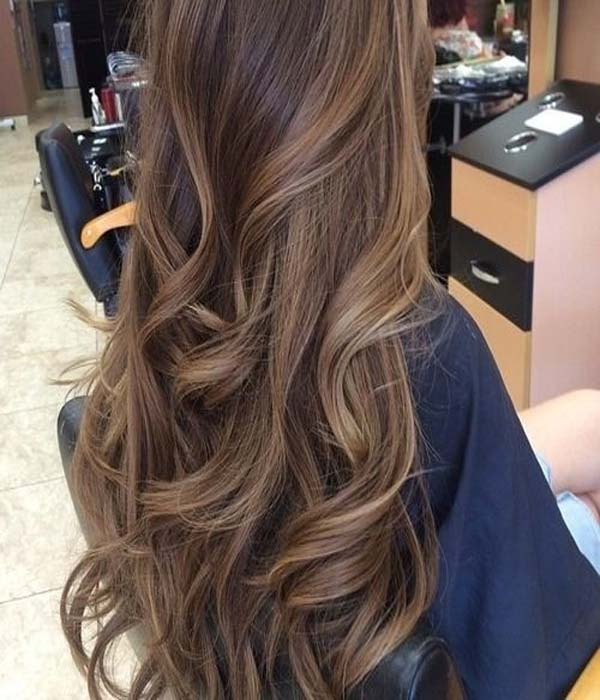 Light-Brown-With-Delicate-Blonde-Highlights