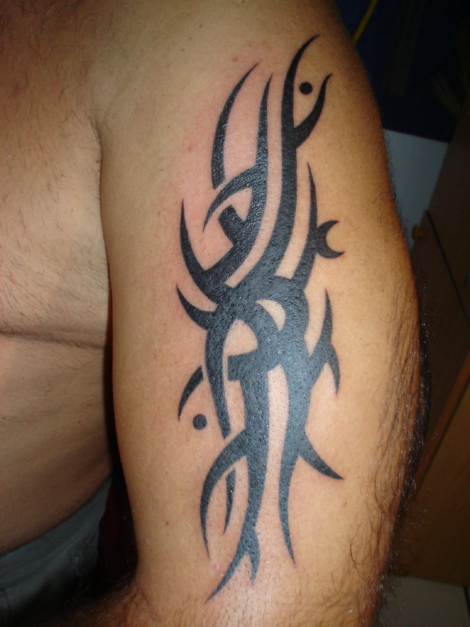 30 best tribal tattoo designs for mens arm for Tattoos ideas for men