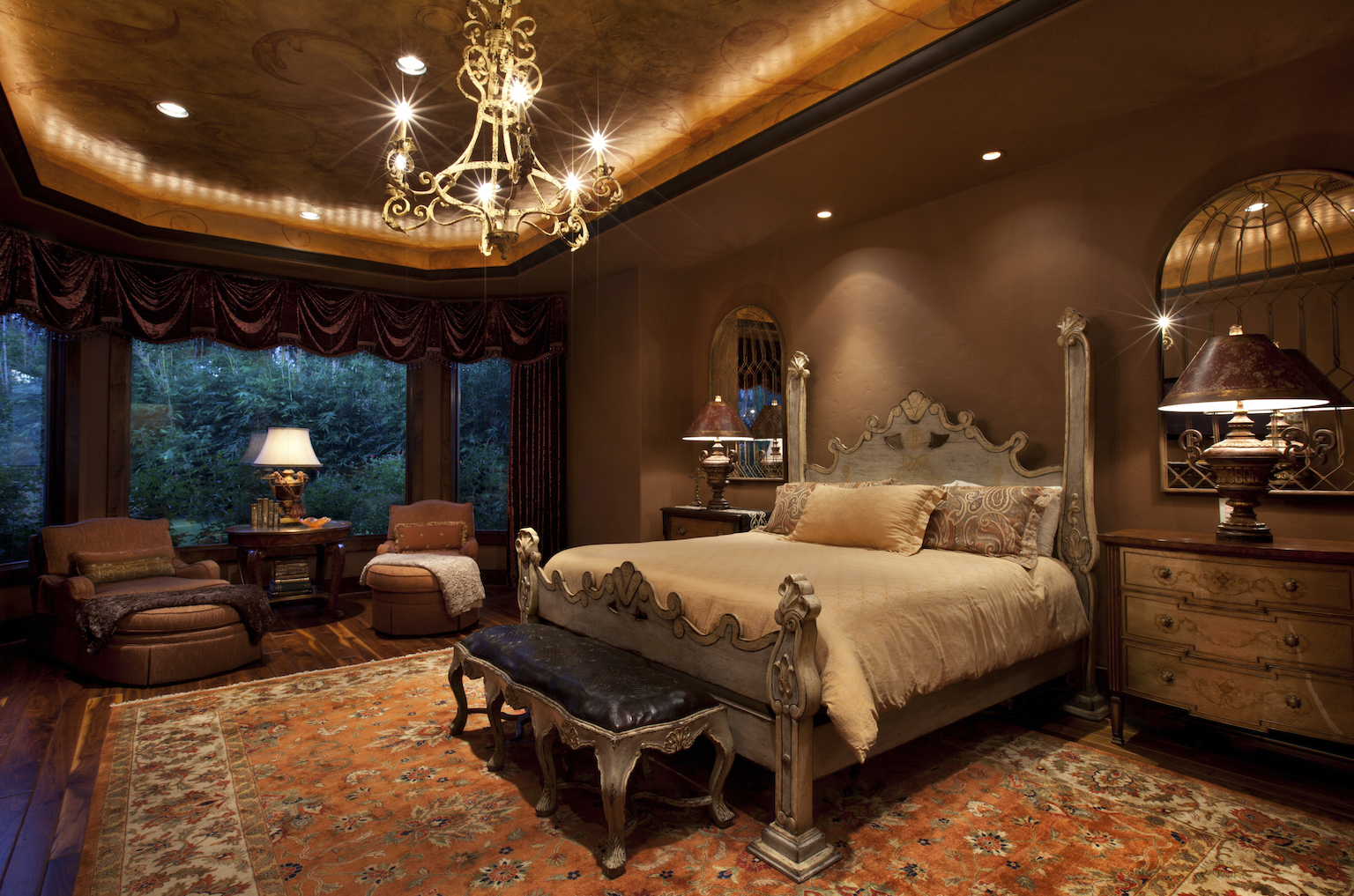 Romancing-master-bedroom-decorating-ideas