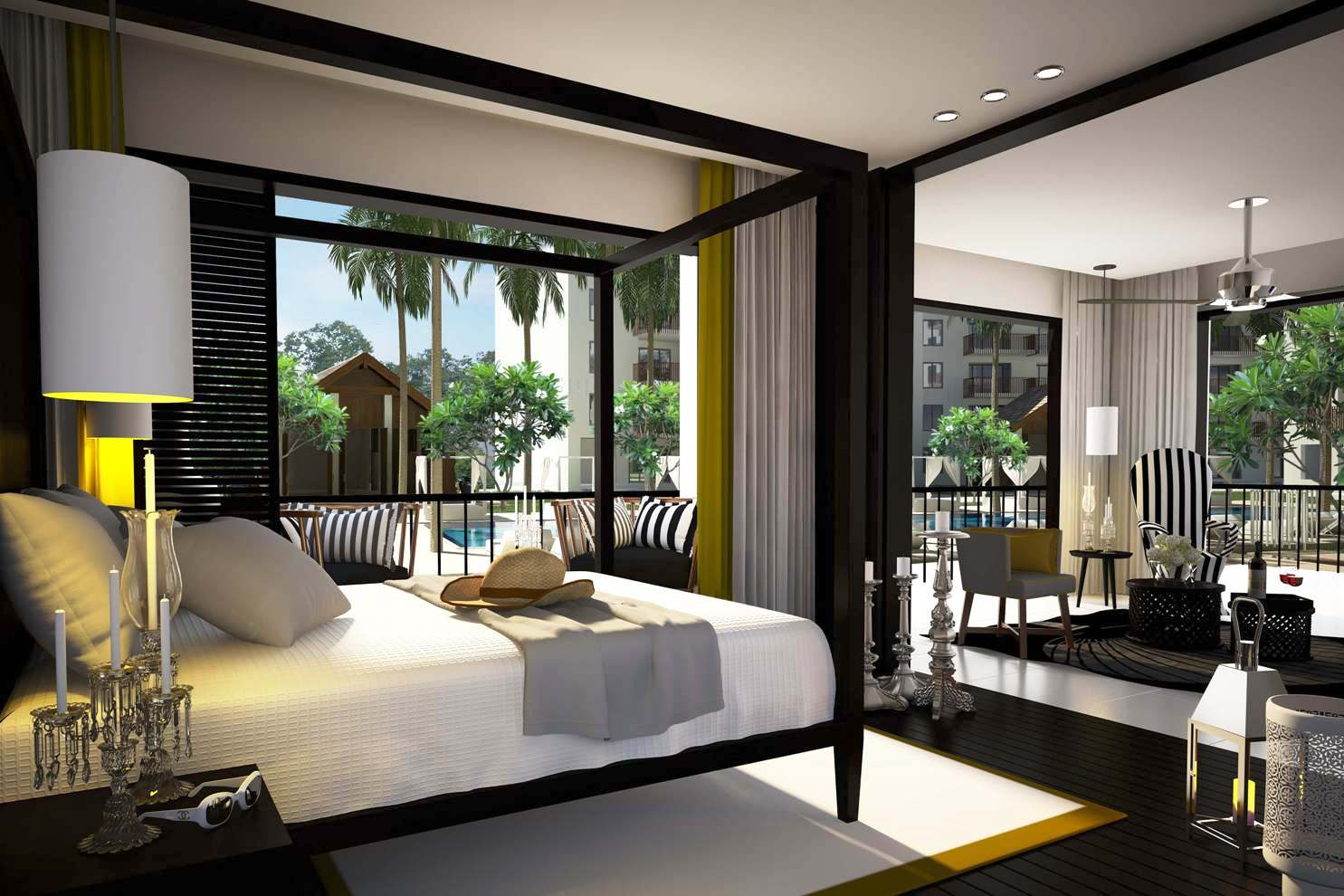 30 romantic master bedroom designs 20626 | modern romantic master bedroom design