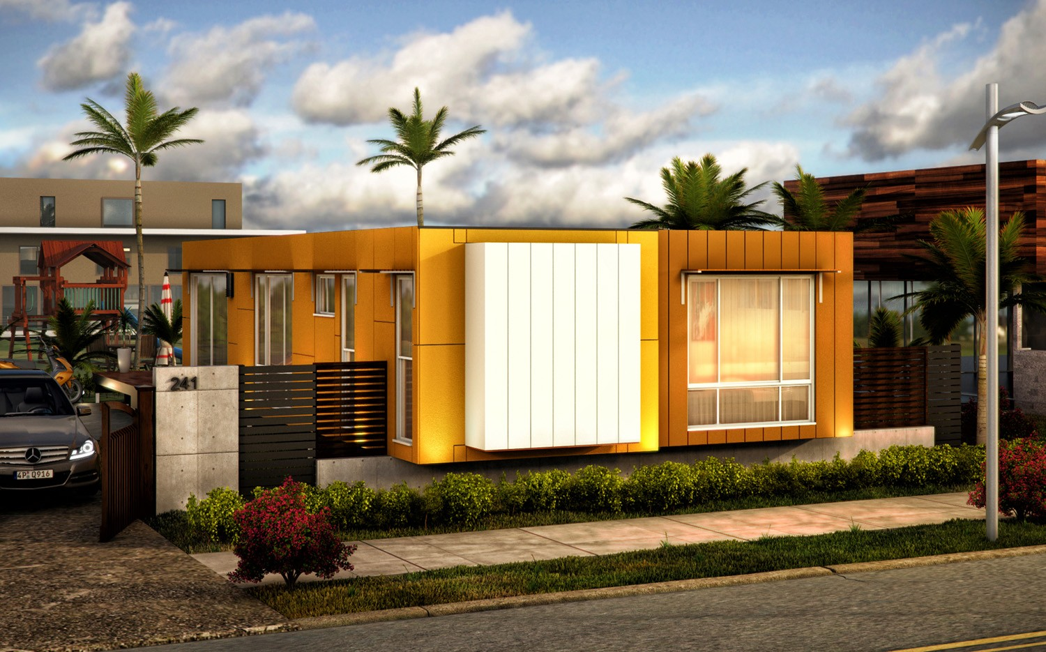 30 beautiful modern prefab homes for Affordable contemporary homes