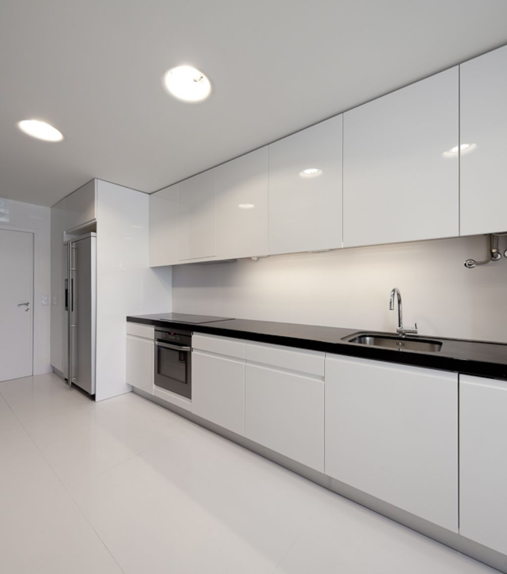 modern kitchen ideas with white cabinets 30 contemporary white kitchens ideas 9763