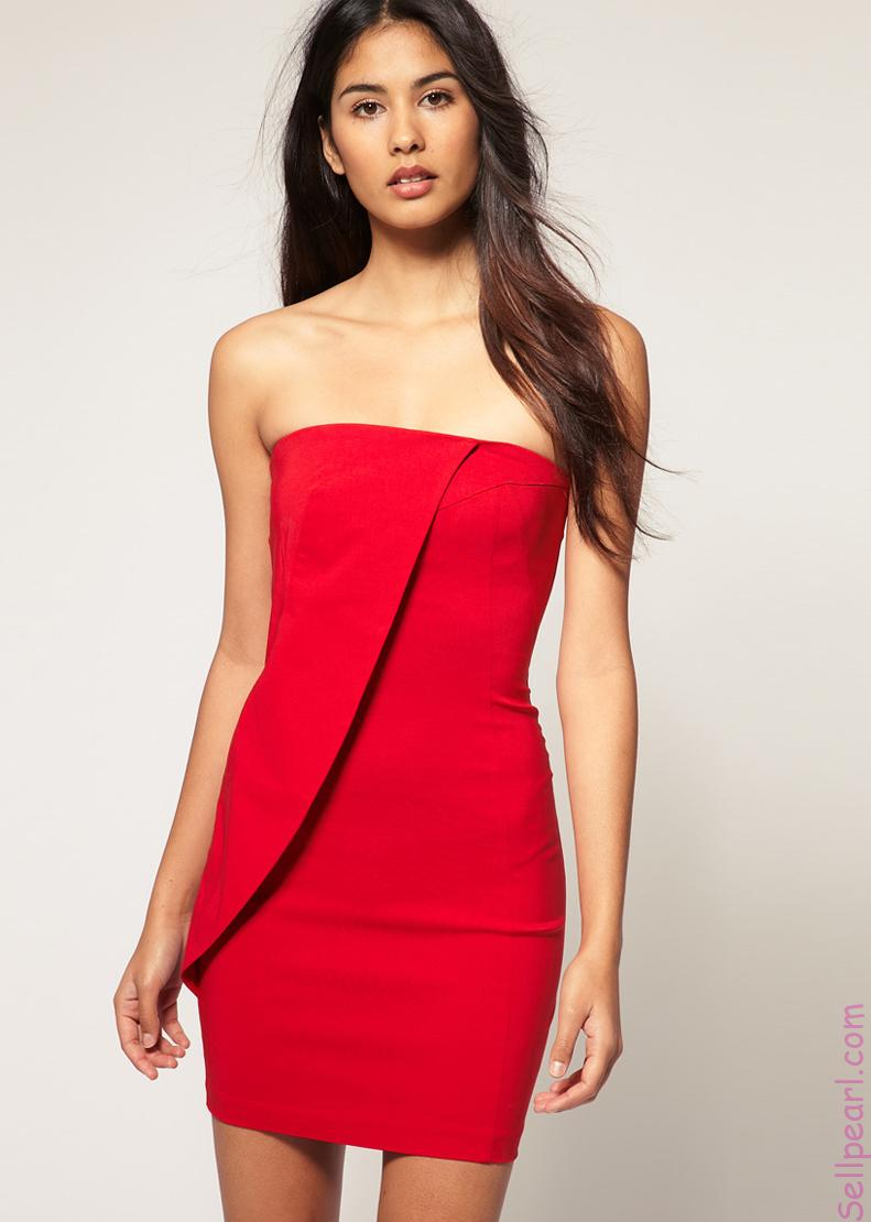 semi-formal-Red-dresses