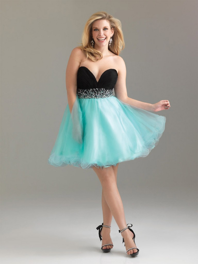 short-black-and-blue-prom-dresses-iXlg