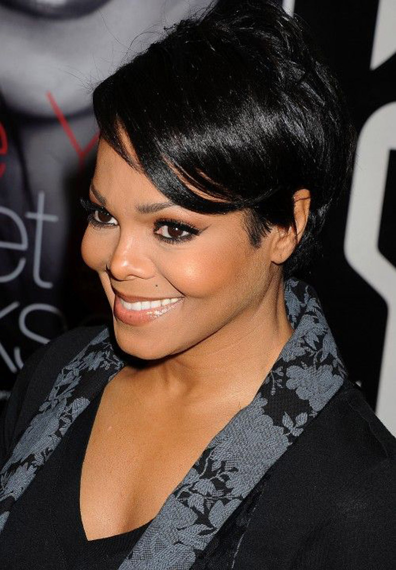 cute short haircuts for black girls 30 best hairstyles for black 3471 | using cute short hairstyles for black women for cuter and charming