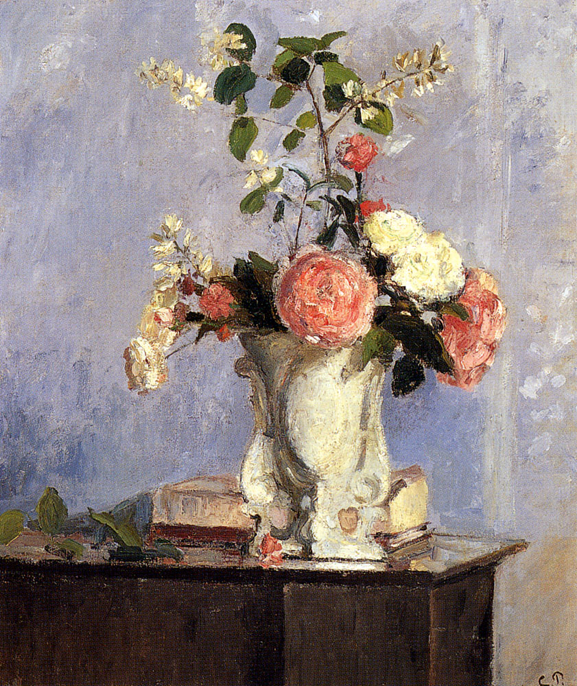 Pissarro_Camille_Bouquet_Of_Flowers