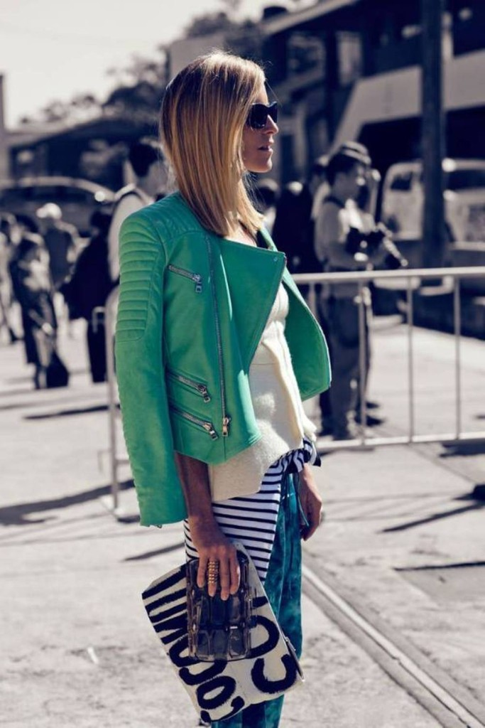 green-leather-jacket-for-women-fashion