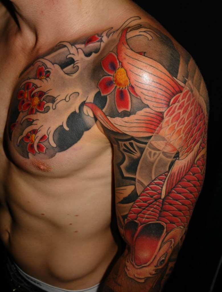 Best tattoo ideas for men for Male sleeve tattoo ideas
