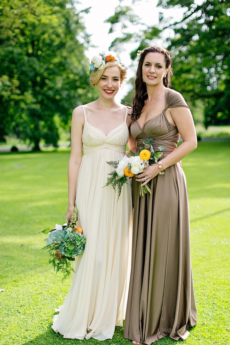 A Romantic Woodland Inspired Wedding
