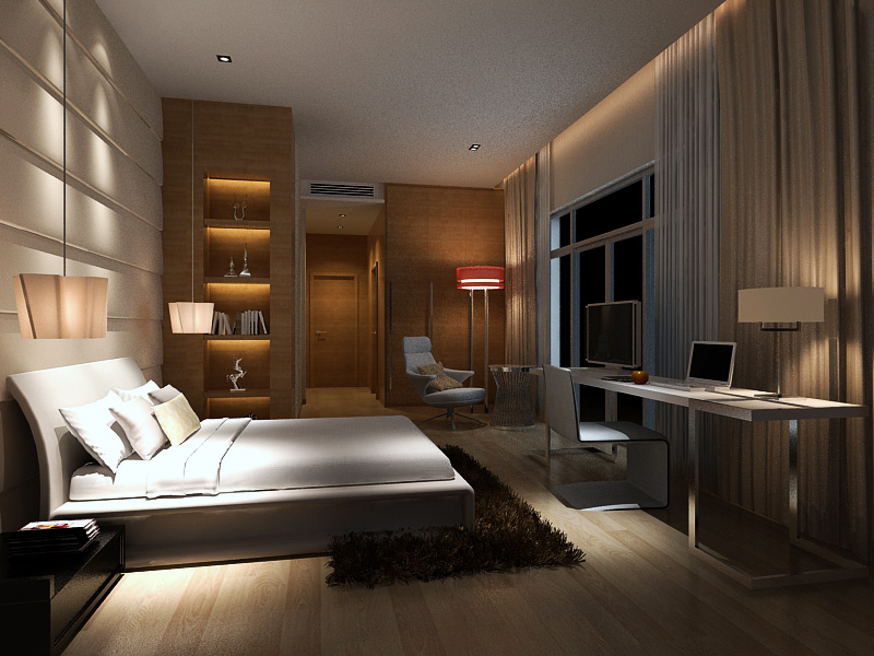 25 best contemporary bedroom designs 19261 | comfortable contemporary bedroom design ideas inspiration