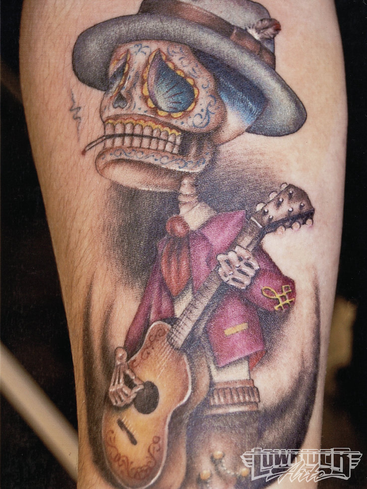 David Sanchez Feature Artist Tattoo Art