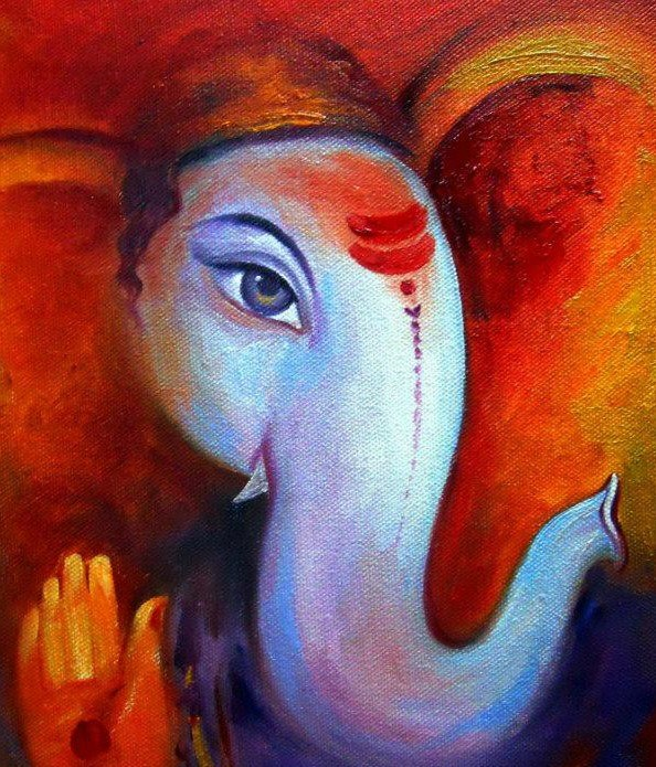Ganesha - The Elephant Headed God