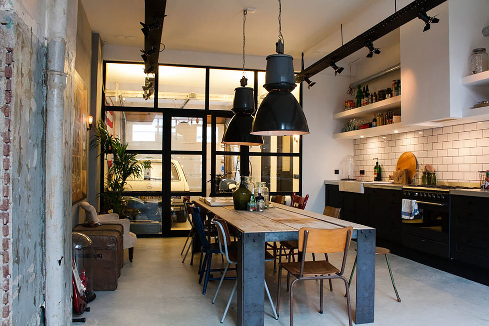 Gorgeous-Custom-Made-home-interior-design-Eclectic-Kitchen-Amsterdam