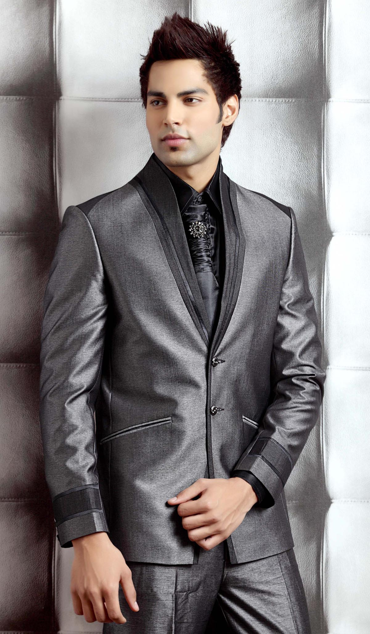 Men Wedding Suits collection grey
