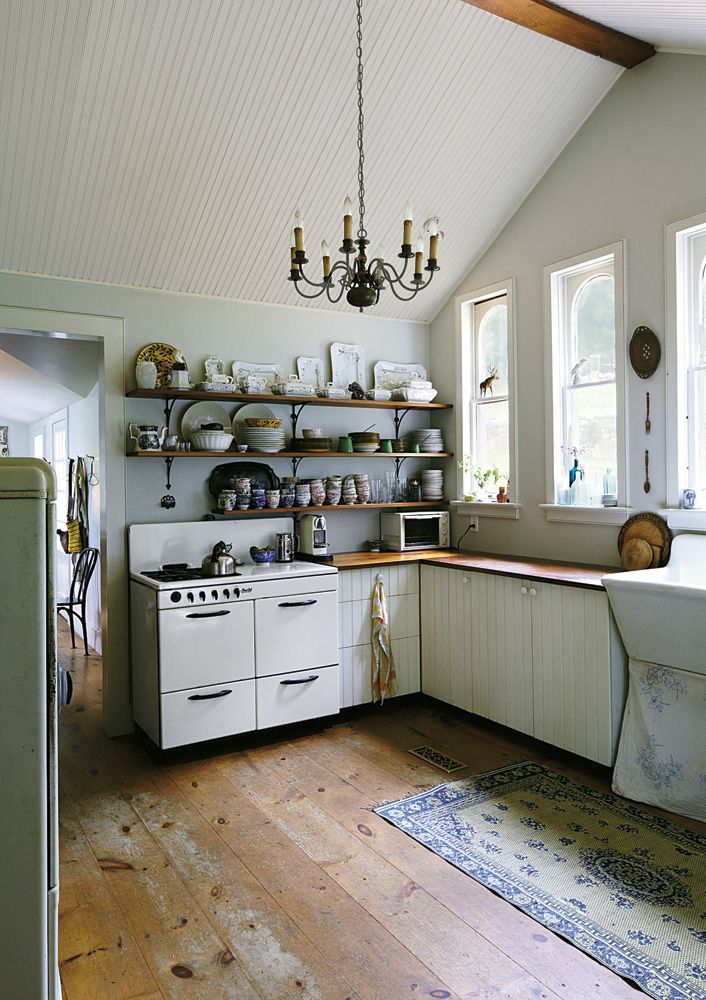 Kitchen Rustic Design