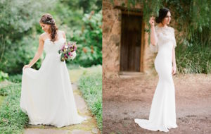 Stunning Woodland Wedding Dresses
