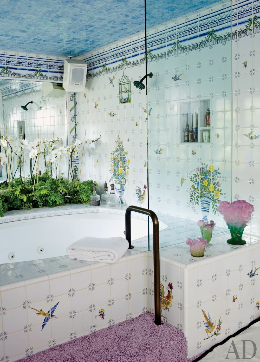 best traditional bathroom designs
