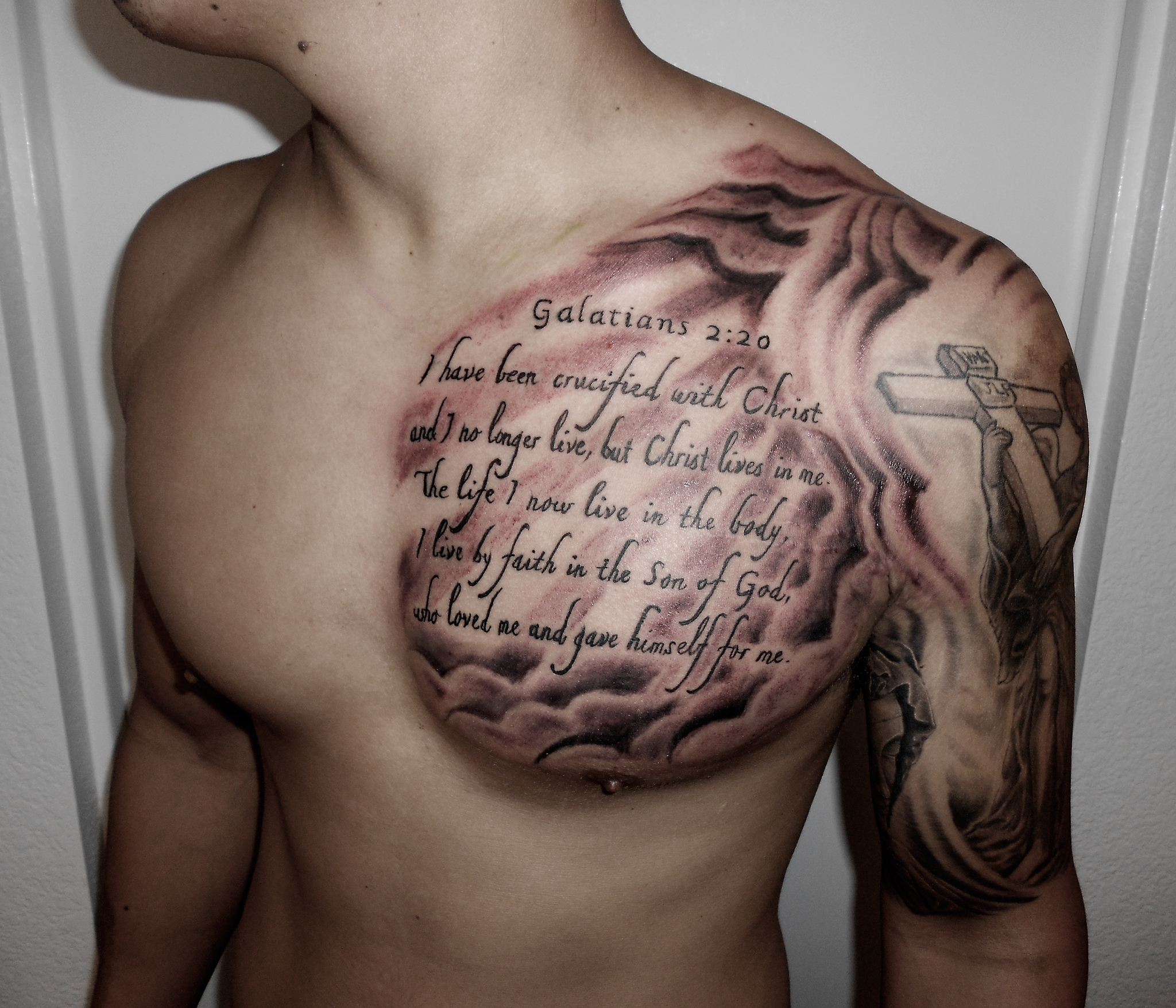 ezekiel scripture tattoo