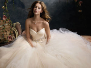Gorgeous Ball Gown Wedding Dresses
