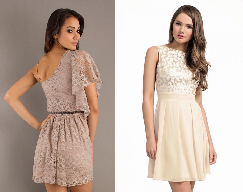 20 Best Lace Dress Designs