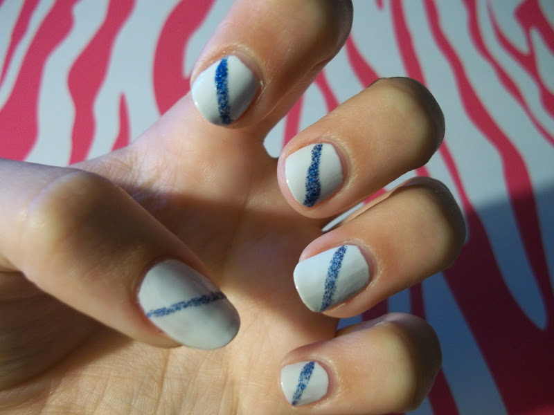 Quick And Easy Nail Art