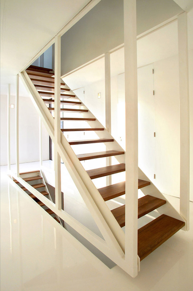 delightful Modern Staircase Wood Stairs Design