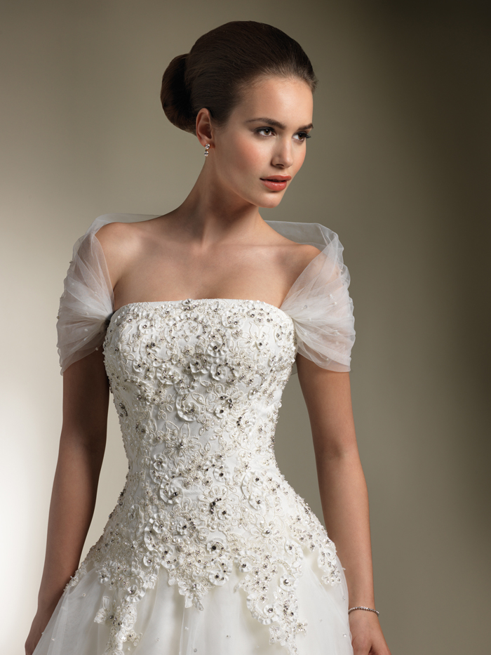 25 Beautiful Designer Wedding Dresses