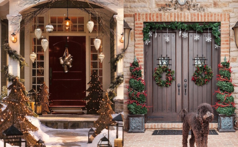 25 amazing outdoor christmas decorations feed inspiration