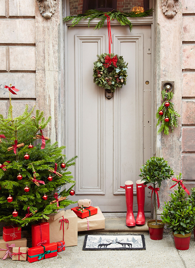 Fabulous outdoor Christmas decoration