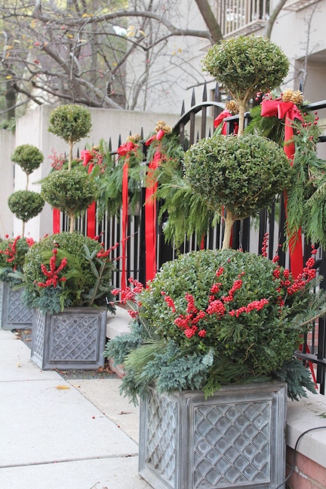 amazing outdoor christmas decor