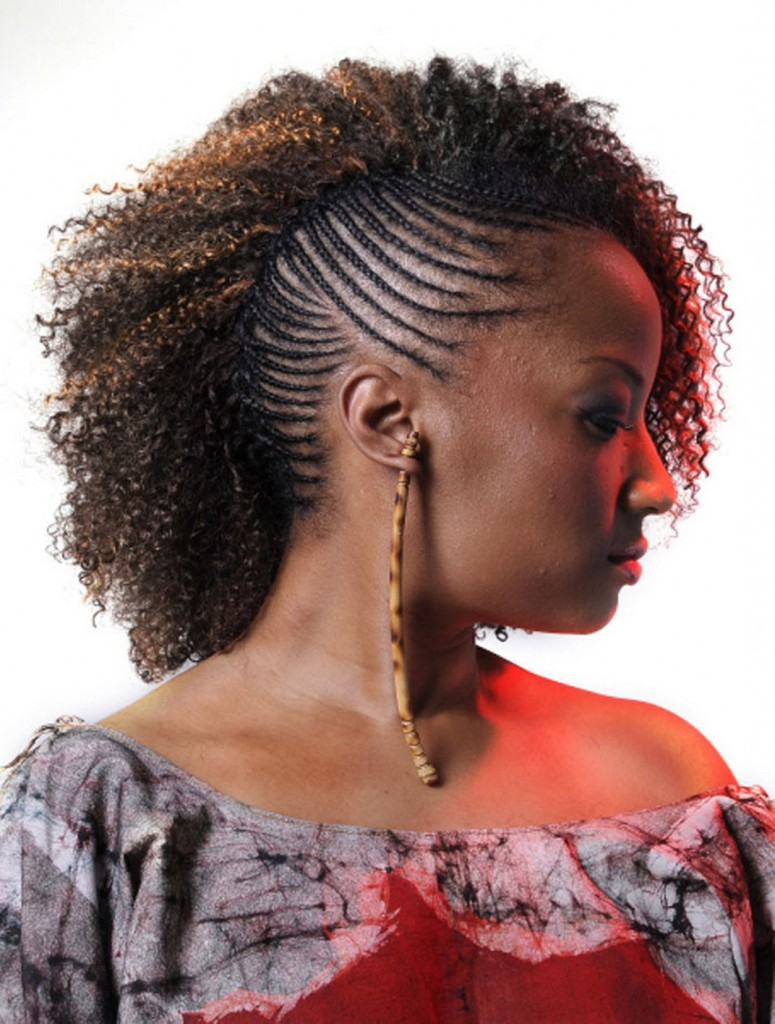 20 Mohawk Hairstyles for Woman - Feed Inspiration