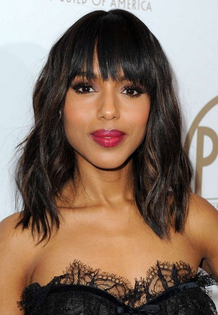 haircuts styles for medium length hair 25 mid length hairstyles for thick hair feed inspiration 2172 | Medium Length Hairstyles For Thick Black Hair