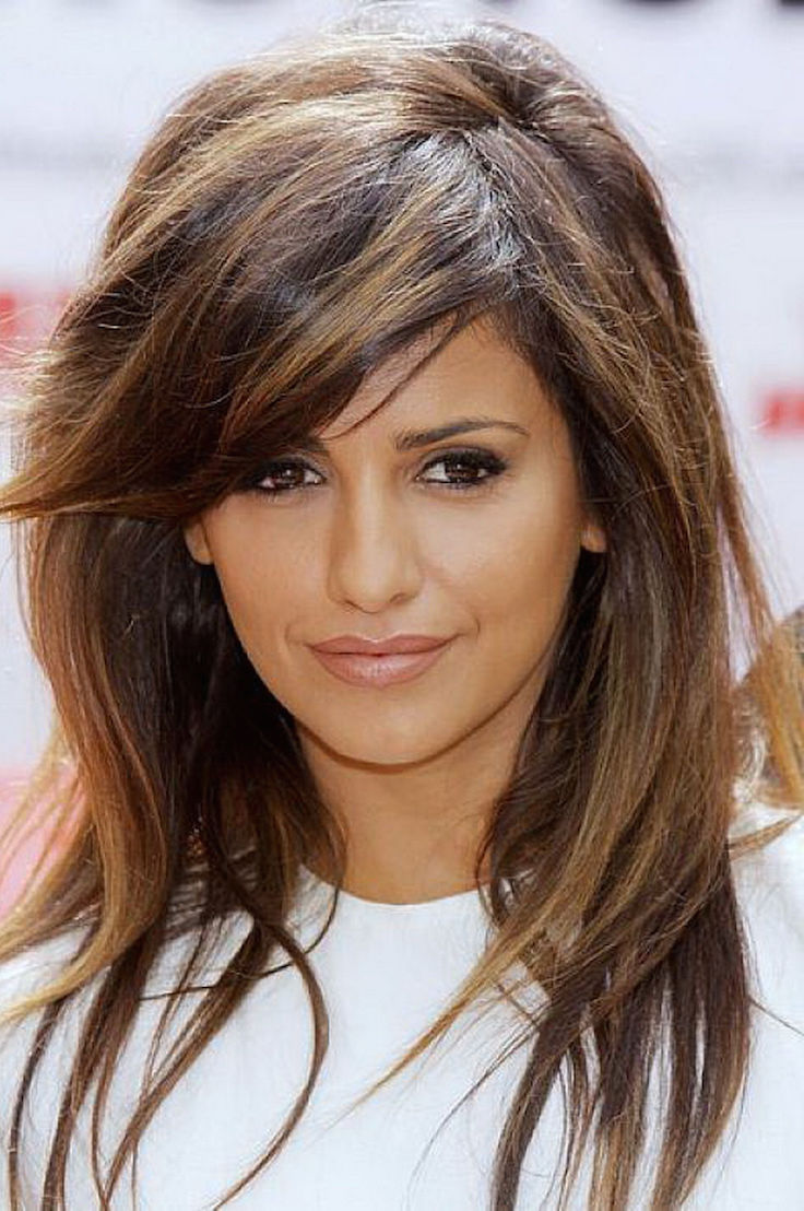 25 Best Long Hairstyles with Bangs - Feed Inspiration