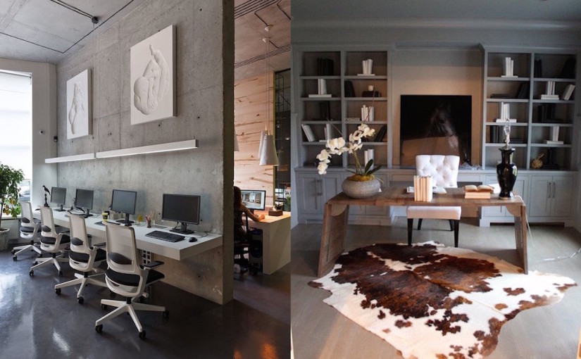 15 Contemporary Home Office Design Ideas