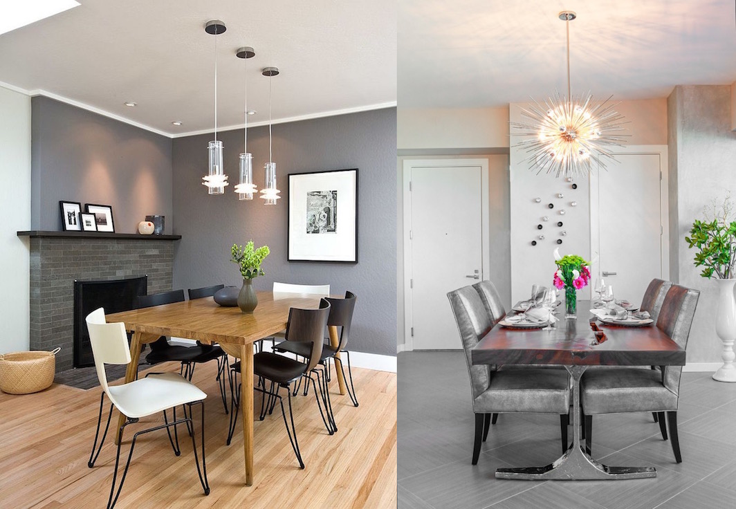20 Adorable Contemporary Dining Room Designs