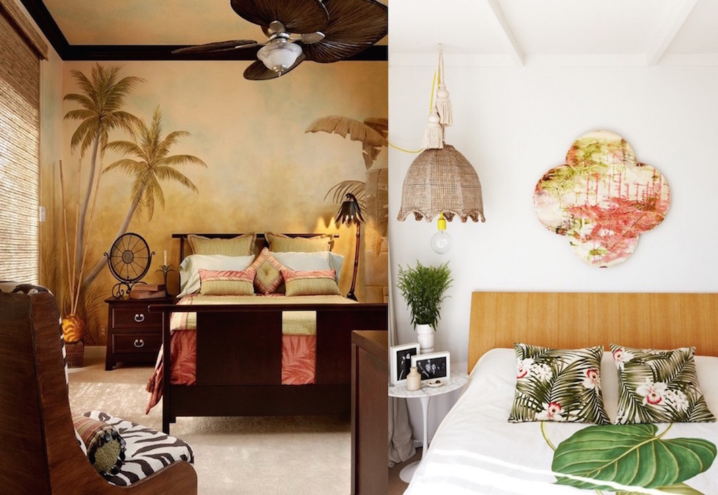 15 bright tropical bedroom designs feed inspiration
