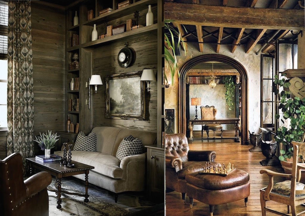 20 stunning rustic living room design ideas feed inspiration for Rustic living room ideas