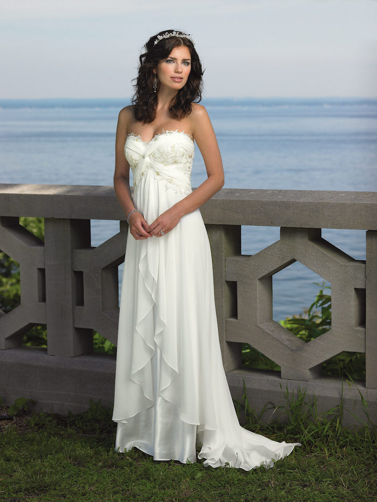 Bridal dresses and gowns for Destination Wedding
