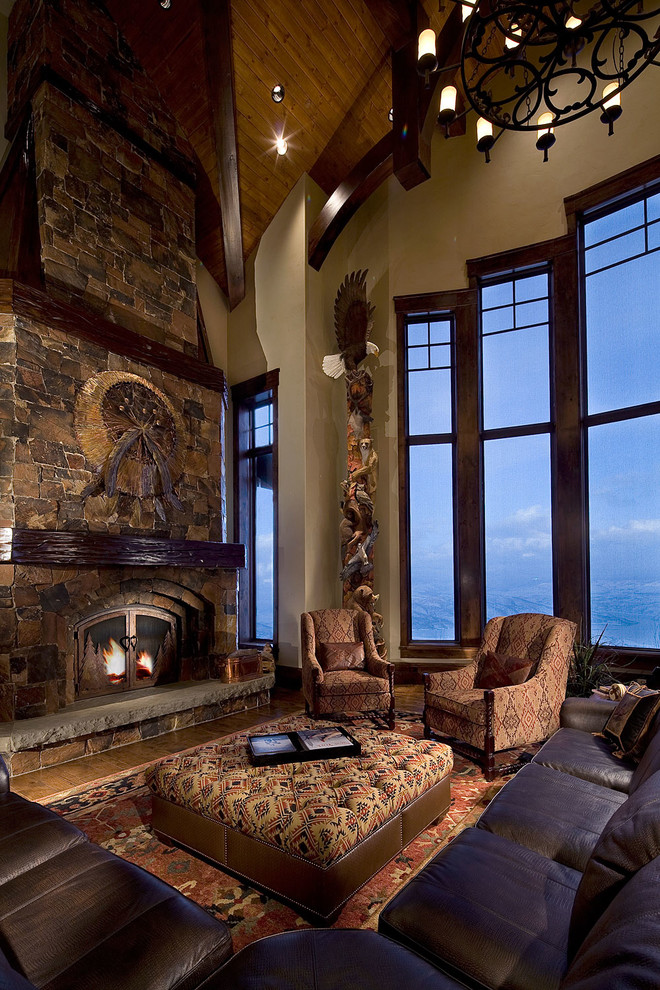 20 stunning rustic living room design ideas feed inspiration 52018